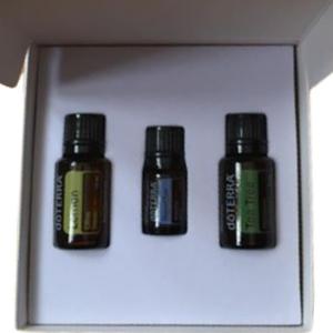 Essential Oils Gift Box