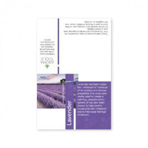 Sample Card - Lavender