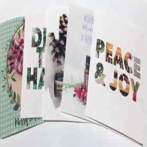 doTERRA Christmas Cards