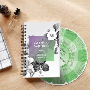 Essential Emotions Book & Wheel 8th Edition