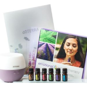 Emotional Aromatherapy Enrollment Kit