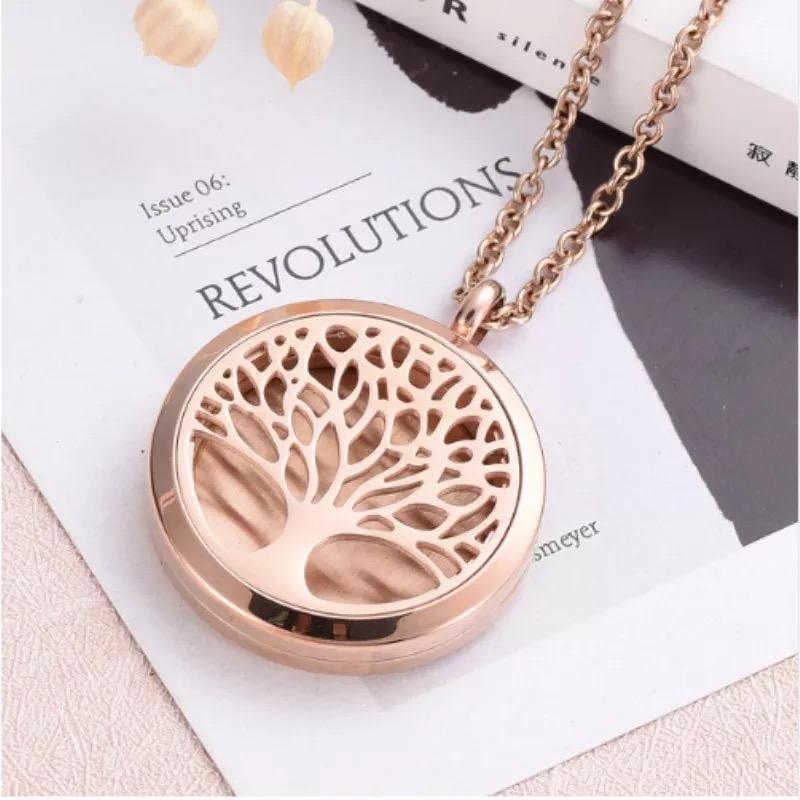 Rose Gold Diffuser Bracelet